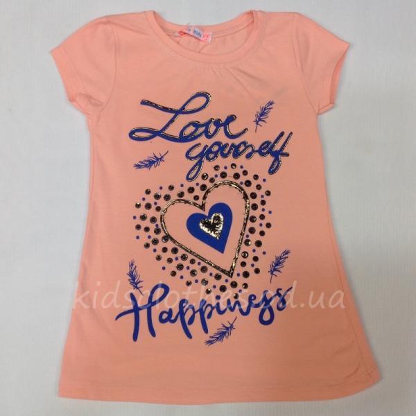 детская одежда недорого Туника детская летняя для девочек