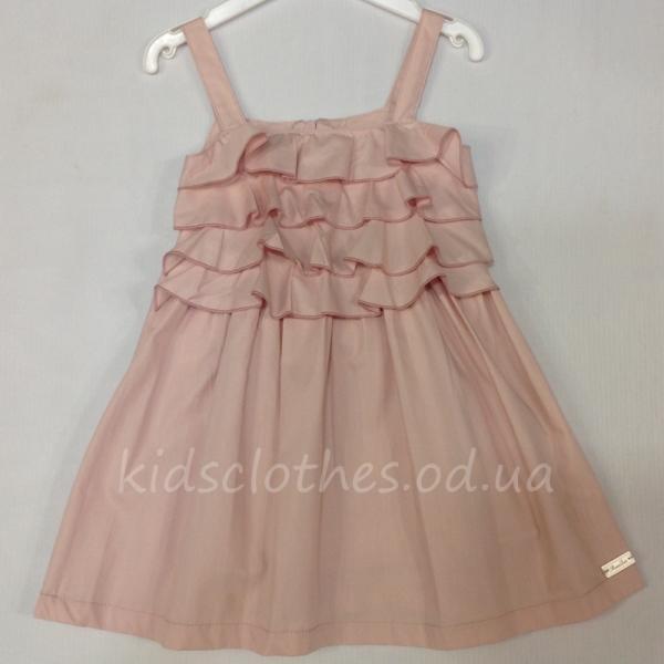 детская одежда недорого Сарафан нарядный летний для девочек