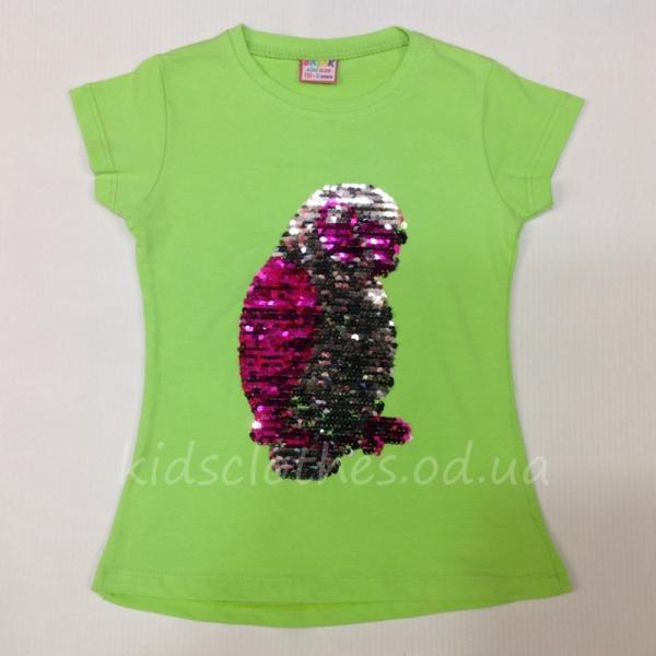 детская одежда недорого Футболка детская для девочек