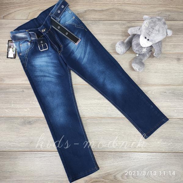 детская одежда недорого Брюки джинсовые подростковые для мальчиков -Zeyser- 9-10-11-11-12 лет